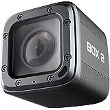 ARRIS Foxeer BOX 2 4K UHD アクションカメラ ドローンレーシング用 スポーツカメラ ファーストチャージ NDフィルターを利用可能(U3 SDカード必須)