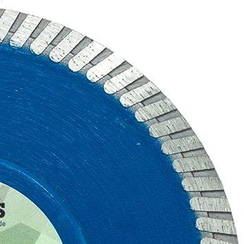 2-3 cm Segmenth/öhe 7 mm gesintert Trockenschnitt Granit /& Keramik Amboss FFS 24R extra hartes Feinsteinzeug Diamant-Trennscheibe /Ø 230 mm x 22,2 mm
