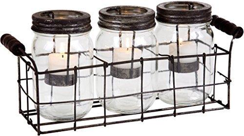 mason jar centerpiece - 2
