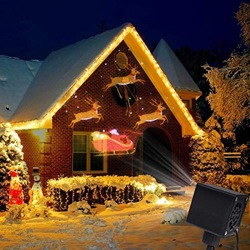 Santa Garden Lights in US - 5