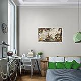 prestigeart-Bilder-Vintage-Vogel-Wandbild-Vlies-Leinwand-Bild-XXL-Format-Wandbilder-Wohnzimmer-Wohnung-Deko-Kunstdrucke-70-x-40-cm-Grn-1-Teilig-100-MADE-IN-GERMANY-Fertig-zum-Aufhngen-108614a