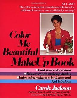 color me beautiful make up book - Color Me Beautiful Book