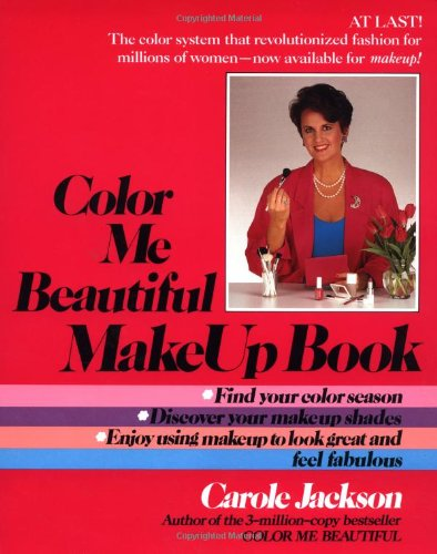 Color Me Beautiful Make-Up Book (Best Diet For Beautiful Skin)