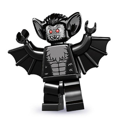 LEGO® Vampire Bat 8833 Series 8 Minifigure -
