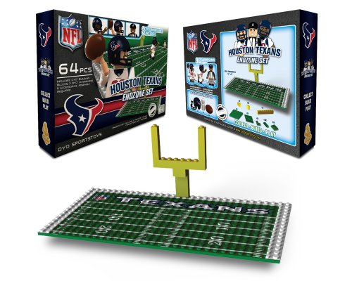 NFL Houston Texans Endzone Toy Set