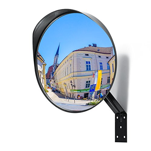 Convex Round Wall Mirror