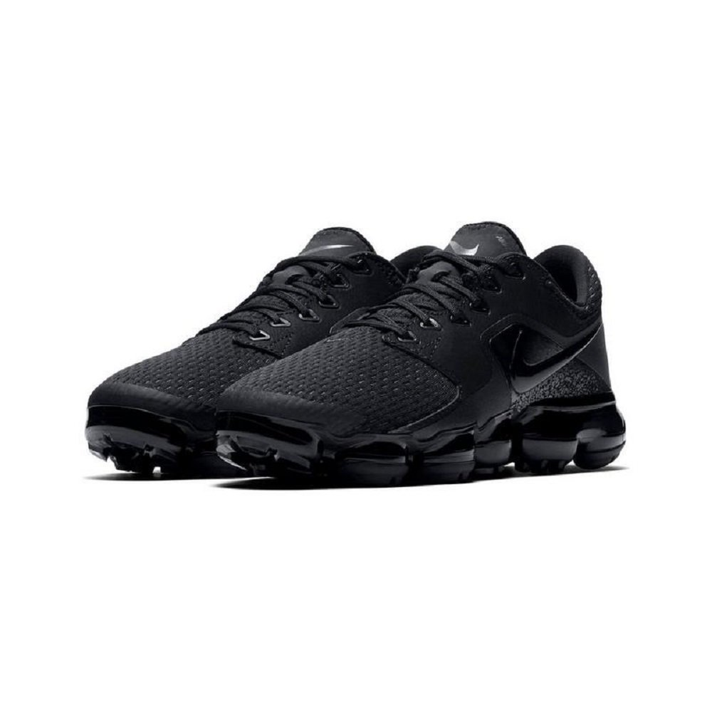 Nike Big Kids Air VaporMax (GS) Black/Black-Dark Grey 917963-002 by NIKE