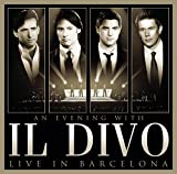 Music : An Evening With Il Divo: Live In Barcelona