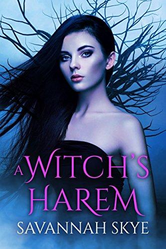 A Witch's Harem: Reverse Harem Fantasy cover