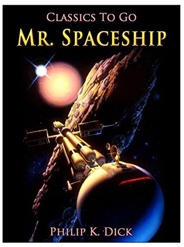 Mr. Spaceship: Short Story