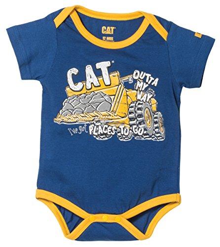 Caterpillar Infant Bodysuit - 3