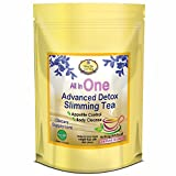 ALL IN ONE DETOX TEA FOR WEIGHT LOSS - CLEANSE BODY BURN BELLY FAT HERBAL TEA 3 Packs