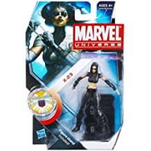 "Marvel Universe 3.75"" 2011 Series 04 - X-23"