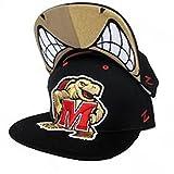 Maryland Terrapins Zephyrs NCAA Menace Snapback Hat