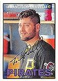 Francisco Cervelli baseball card (Pittsburgh Pirates Catcher) 2016 Topps Heritage #41