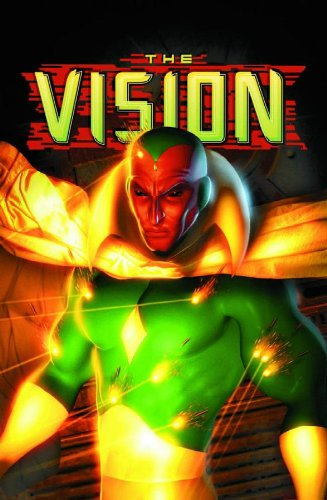 Vision: Yesterday And Tomorrow TPB (Marvel Comics)