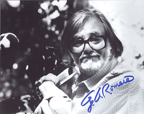 George A. Romero (Legendary Director) Autograph