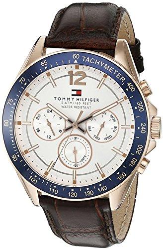 Tommy Hilfiger Luke 1791118 Mens Wristwatch very sporty