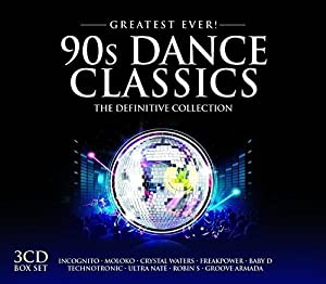 download Greatest Ever 90s Dance Classics (3CD) (2015)