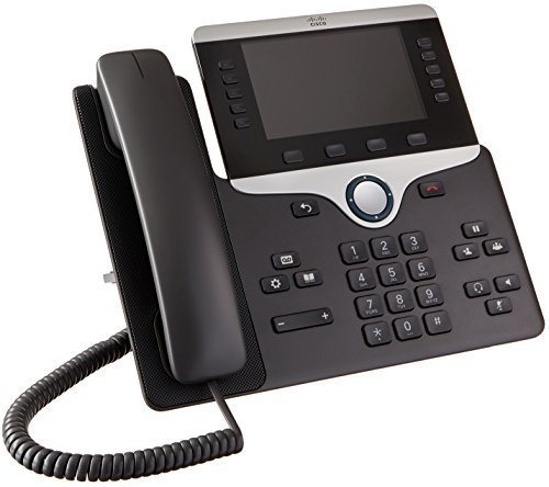 (Cisco CP-8851-K9= 8851 IP Phone 5