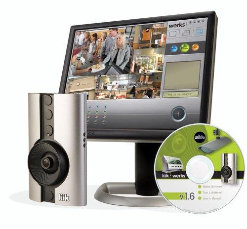 Surveillance Starter (Wilife DVS800I LukWerks Indoor Starter Kit)