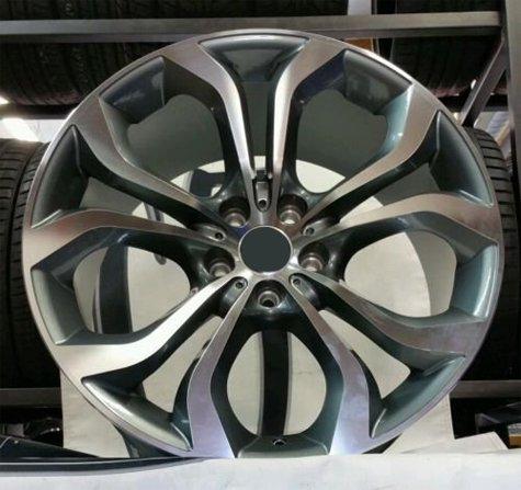 20 Quot Inch Staggered Ysm 540 Bmw X6 X5 Like Wheels Rims And