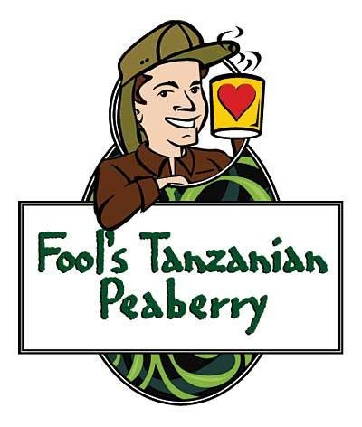 The Coffee Fool Fool's Tanzanian Peaberry, Drip Grind, 12 Ounce