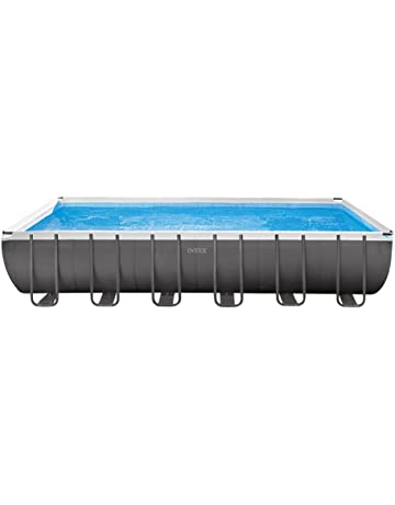 INTEX Piscina Desmontable Ultra Frame