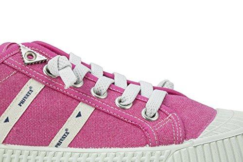 Rosa Privata para Zapatillas Mujer Bambina 005 Fuxia nx7wArwqI