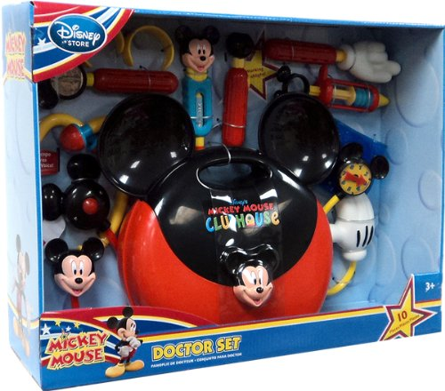 Disney Mickey Mouse Clubhouse Mickey Mouse Doctor Play Set
