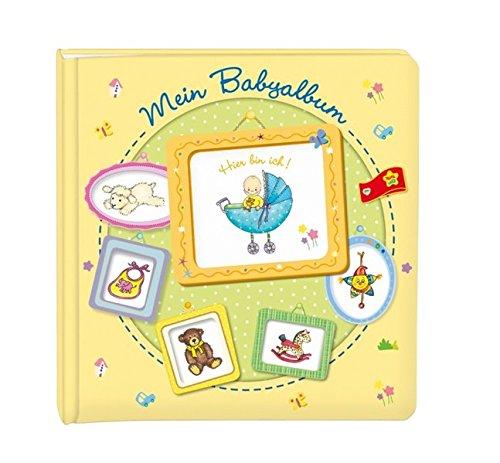 Mein Babyalbum: Ein Geschenk für Baby und Familie