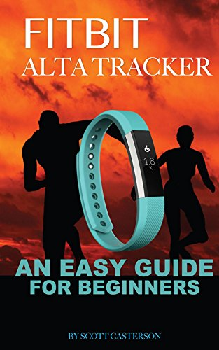 Picture of a Fitbit Alta Trackter An Easy