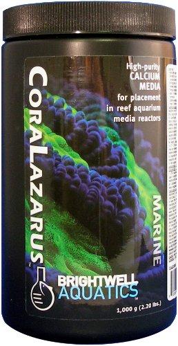 (Brightwell Aquatics CoraLazarus High-Purity Calcium Media, 1000 grams)