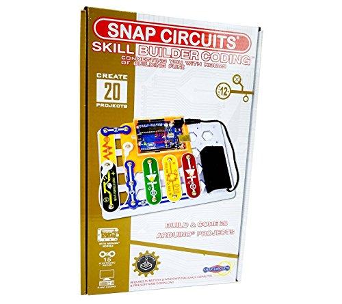 Snap Circuit Skill Builder Coding
