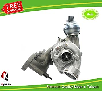 Turbo Charger 03G253010A Seat 2 0 TDI 125KW 170PS 757042: Amazon co