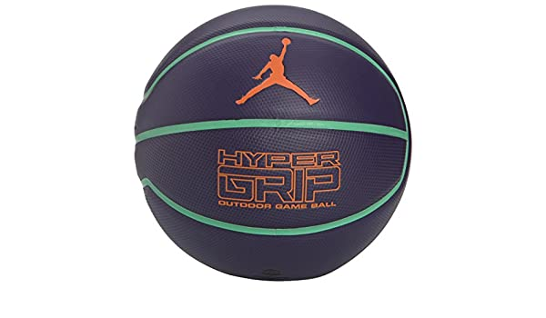 Nike Hyper Grip OT - Balón Michael Jordan Unisex, Color Morado ...