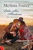 Liebe voller Abenteuer (Die Bradens in Weston, CO 5) (German Edition)