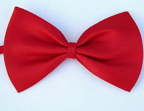 Liroyal dog cat adjustable bowknot gentleman necktie for wedding