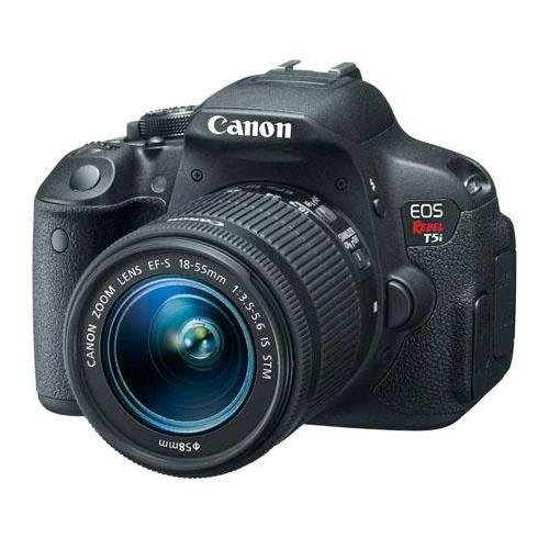 Canon EOS Rebel T5i EF-S 18-55 IS STM Kit