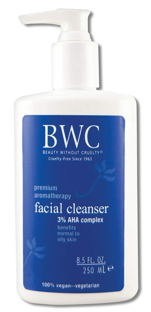 Beauty Without Cruelty A.H.A. 3% Facial Cleanser, 8.5 ozs. 045110