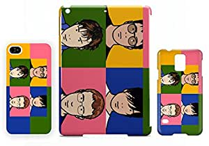 Blur pop art iPad mini Cubierta de la cáscara caso tableta