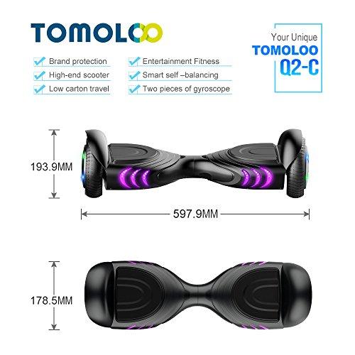 TOMOLOO Hoverboard by TOMOLOO (Image #4)