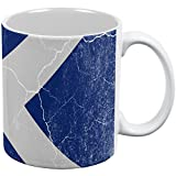 Best Old Glory Grunge Apparel Items - Scottish Flag Distressed Grunge Scotland All Over Coffee Review