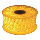 Led Rope Light Yellow 825 Lm 120V