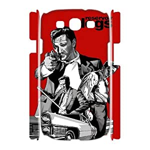 XOXOX Cover Custom Reservoir Dogs Phone 3D Case For Samsung Galaxy S3 I9300 [Pattern-2]