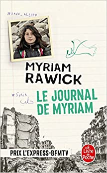 Book's Cover of Le journal de Myriam (Français) Poche – 23 mai 2018