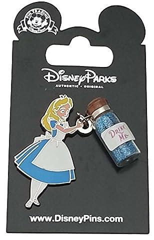Disney Pin - Alice in Wonderland - Drink Me Bottle (Disney Pin Queen)
