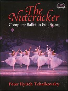 チャイコフスキー: バレエ音楽 「くるみ割り人形」 Op.71/ドーヴァー社全曲版/大型スコア