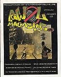 AWOL MAGAZINE Spring 2001: Revolutionary Artists Workshop Volume One