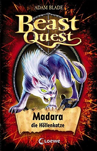 Beast Quest – Madara, die Höllenkatze